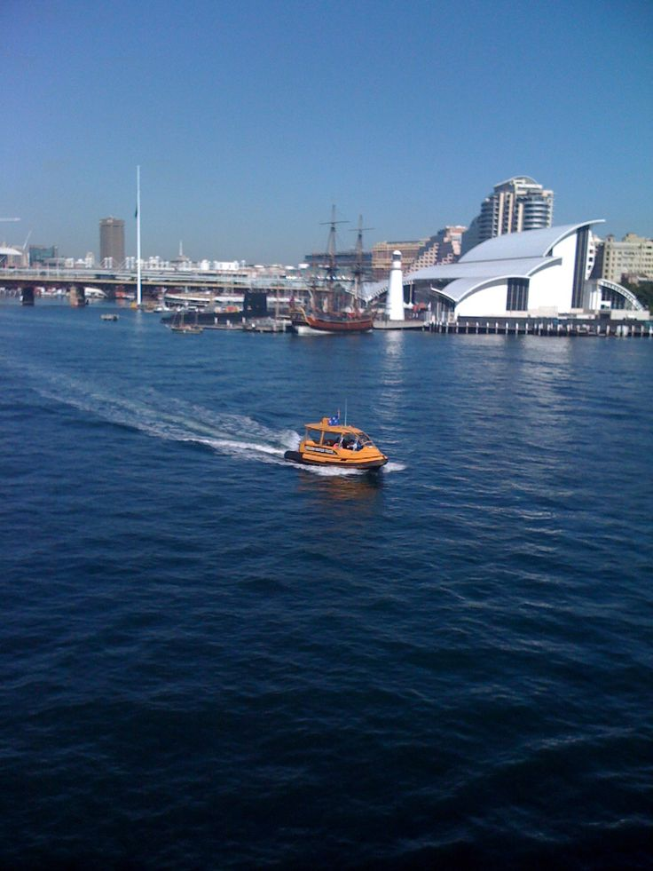 Australian National Maritime Museum, Darling Harbour, Sydney