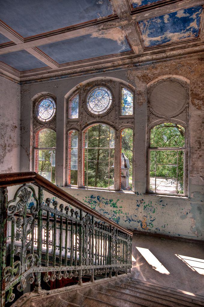 Lost | Forgotten | Abandoned | Displaced | Decayed | Neglected | Discarded | Disrepair | Beelitz-Heilstätten Sanatorium