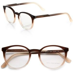 Stella McCartney Round Optical Glasses
