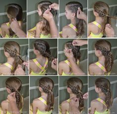 Tutorial on how to do a Viking Braid