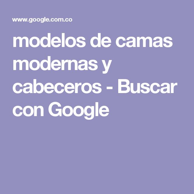25 best ideas about cabeceras de cama modernas on for Modelos de recamaras matrimoniales