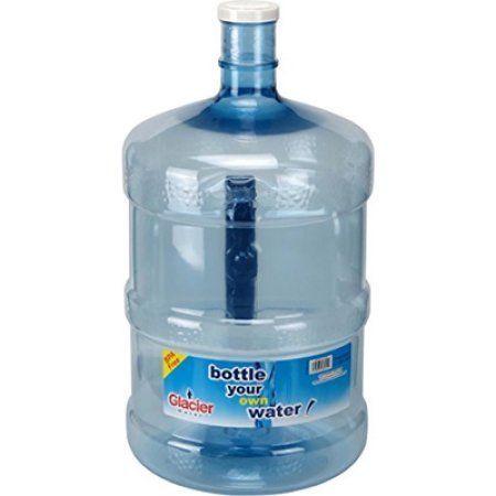 Glacier Water 3 Gallon Refillable Water Bottle