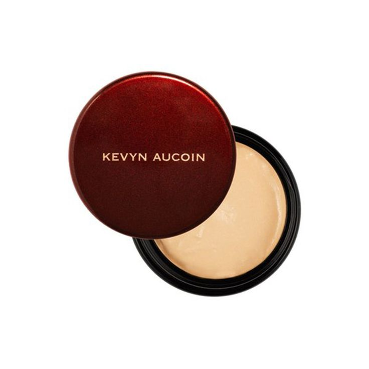 """""""The Kevyn Aucoin Sensual Skin Enhancer is incredibly creamy and has a whipped feel, which means this would be ideal for anyone who's skin type leans on the drier side. However, this concealer is incredible for any skin type because of how malleable it is. You can sheer the texture however you like with moisturizer or use it on its own for its fullest cover. Literally the tiniest pinch of this product can take you a long way."""" —* Najor* $48 (sephora.com)."""