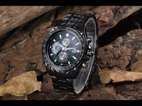Брендовые #часы мужские. Часы Curren Luxury