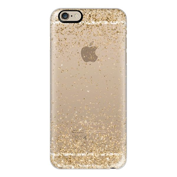 iPhone 6 Plus/6/5/5s/5c Case - Gold Sparkly Glitter Burst ($40) ❤ liked on Polyvore featuring accessories, tech accessories, phone cases, phones, electronics, tech, iphone case, gold iphone case, iphone 6 case and sparkly iphone 4 cases