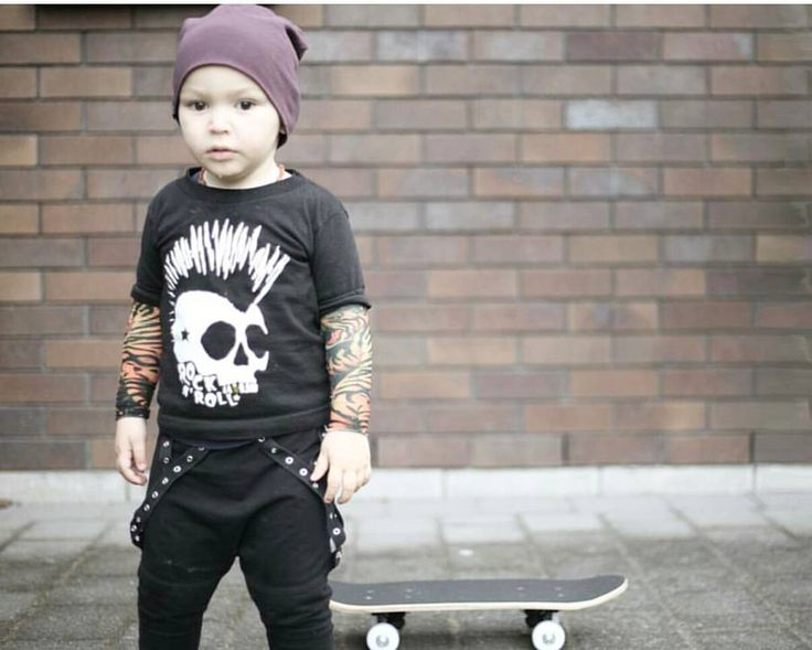 wonderful rock outfits for boys