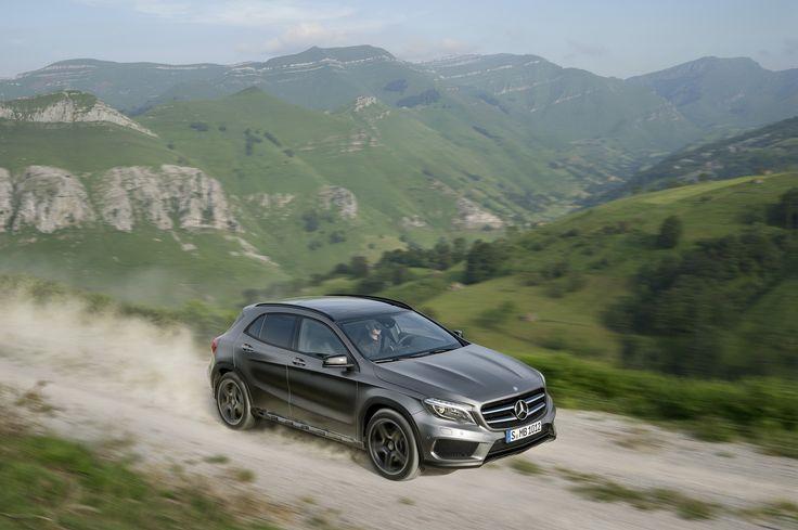 KTLA is giving away a brand new Mercedes-Benz GLA. Enter for a chance here: www.ktla.com/GLA.