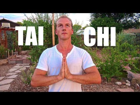 Tai Chi for Beginners - Chinese Tai Chi Chuan. In this episode we practice Tai Chi or also called Tai Ji, Taiji, Taijiquan, Taichi, and Taichichuan. Beginner...