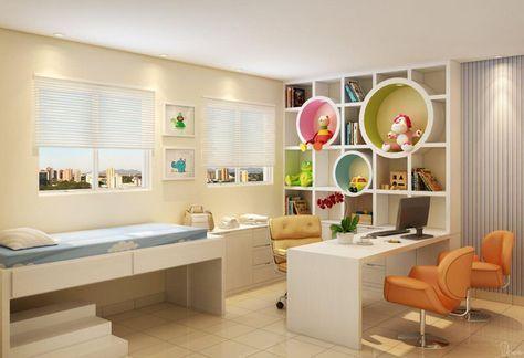 consultorio pediatrico decoracion - Buscar con Google