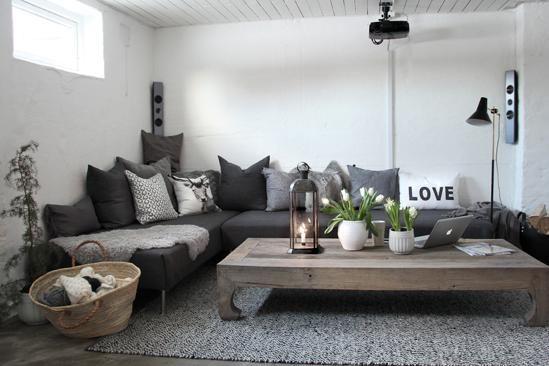 Media room via Stylizimo blog
