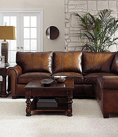 Bernhardt Sectional Dillards Leather Sectionaldillards