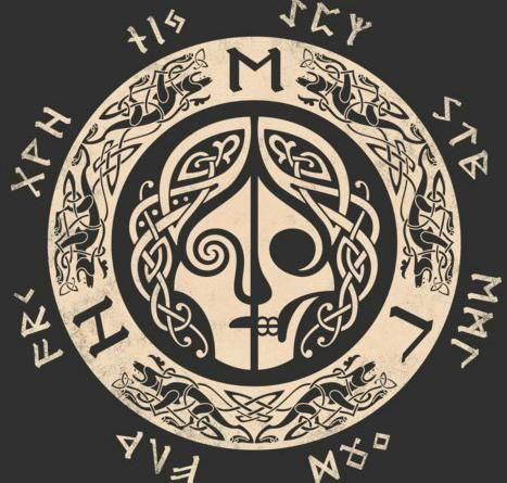 In the Poetic Edda, Prose Edda, and Heimskringla, Hel is referred to as a…