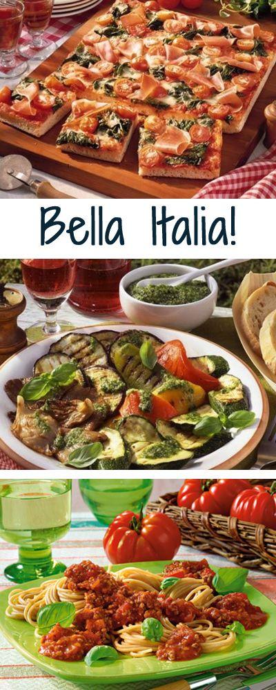 876 best Bela italia images on Pinterest Italian chef, Italian - italienische küche rezepte