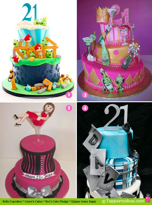 87 best images about 21st birthday party ideas on for 21st bday decoration ideas