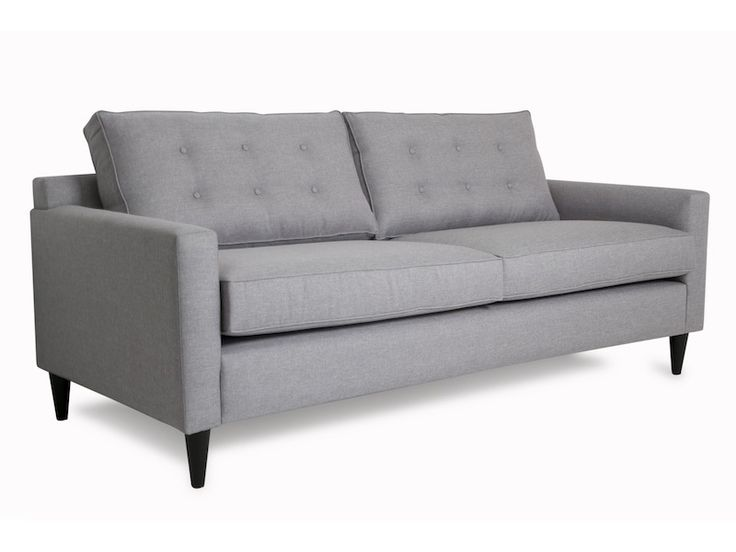 Trinidad 3 Seater Sofa – Button Back Style - Kiwi Bed and Sofas