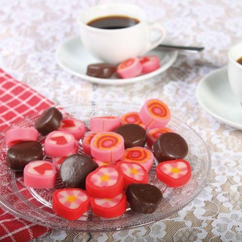 Marsepeinen Bonbons - Meer Zoets - Recepten | Deleukstetaartenshop.nl