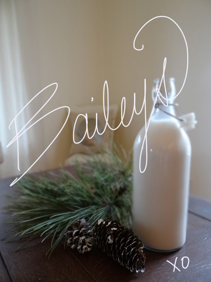 Amazeballs #recipe for Homemade Baileys for #Christmas coming on the blog this week ! DELISH !!!