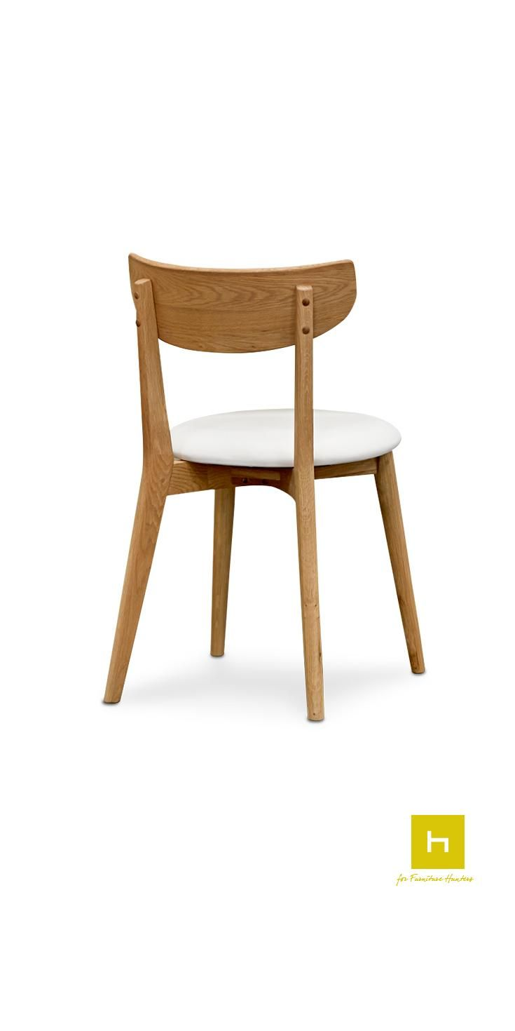 Enza Dining Chair In White Dining Chairs Furniture Chair