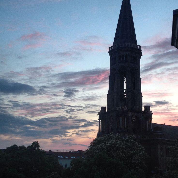 #berlin #zionskirche