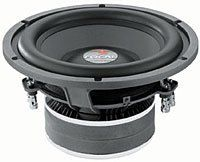 Focal Polyglass 27 V2 11-Inch Subwoofer by Focal. $249.00. The 27 V2 is an 11 inch subwoofer from the Polyglass V2 line of Focal speakers that is designed to deliver extremely reliable, clean bass in a sealed enclosure. It has a dual voice coil that is self-regulated through a cooling system that delivers optimal reliability and consistent performance. Features the unique Polyglass cone, which is made from a layer of hollow glass micro-spheres over a cellulose pulp ...