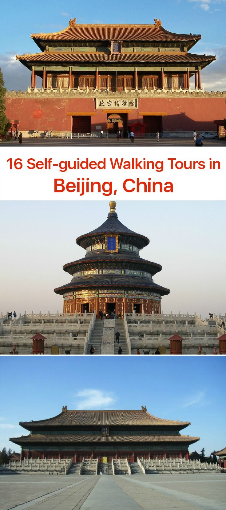 China's capital Beijing is a colossal metropolis that has been in place for more than 3 thousand years. The city's architecture is a mix of modern and ancient  buildings, including the magnificent Forbidden City complex – home of Chinese emperors.