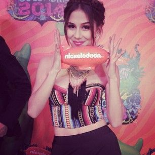 Greeicy Rendon KCA Colombia 2014
