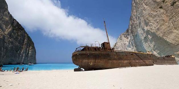 5 ελληνικές παραλίες που κρύβουν μεγάλα μυστικά - K-news