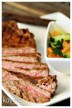 Marinade 4 steak