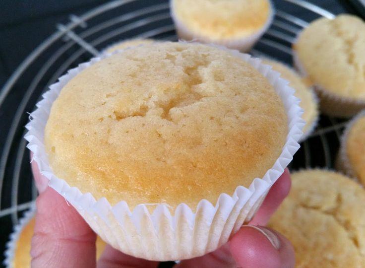 Basisrecept voor vanille cupcakes