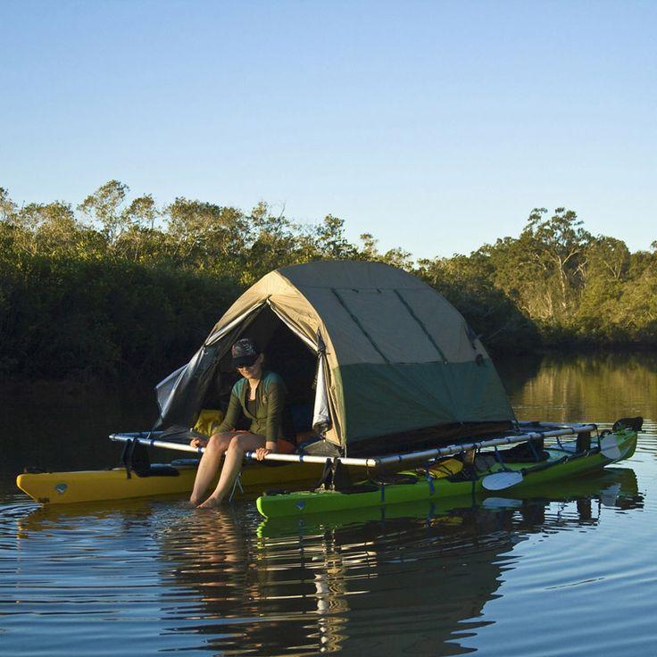 Sea Kayaking along Australia's East Coast