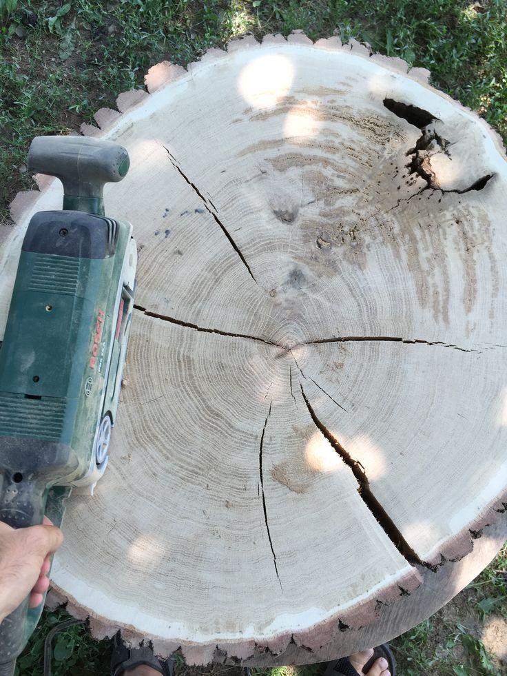 #log #woodwork in progress ...