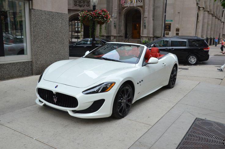 Images Gallery for 2015 Maserati GranTurismo Sport White…  #2017 #supercar