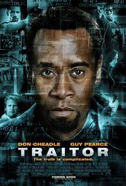 """Traitor""; Regal Burlington Stadium 20; Burlington, N.J.; Auditorium 20; Sunday, September 14, 2008; 7:05 p.m.; $10.25."