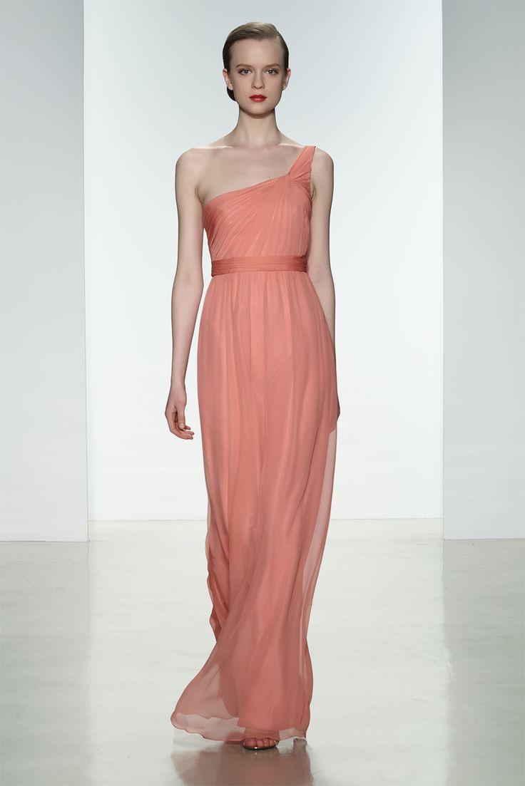 The 69 best Bridesmaid Dresses | Amsale Bridesmaids images on ...