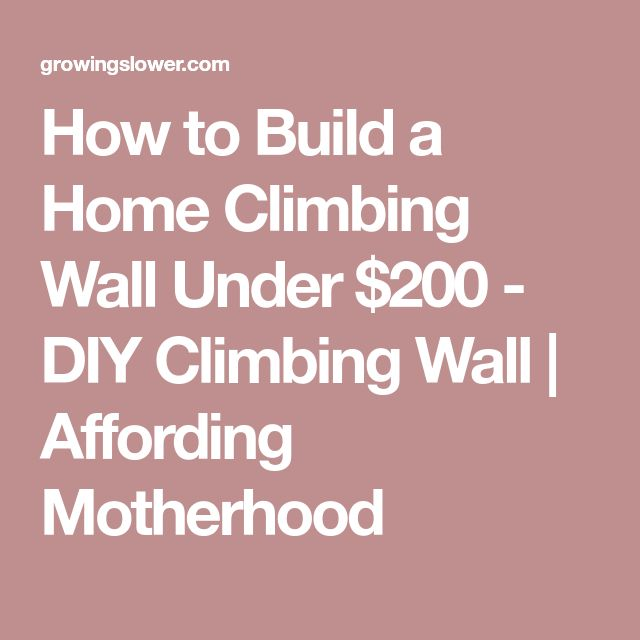 Best 25 Home Climbing Wall Ideas On Pinterest Climbing