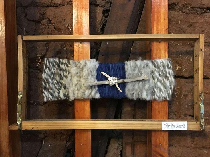 Decorativo Pañal de abejas de Tilonka Lanas $22.000