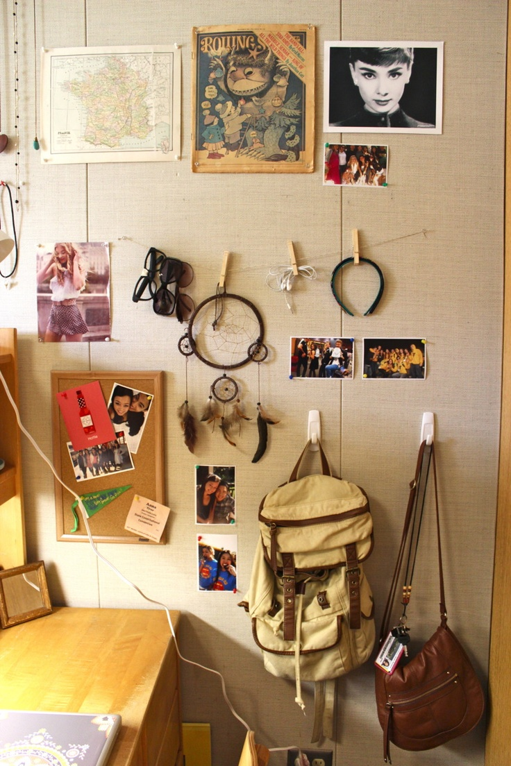 Creative Way To Decorate And Hang Your Belongings Uni