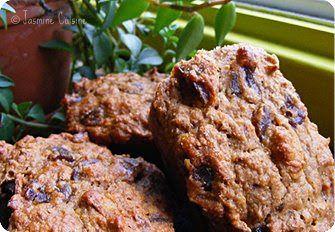 Jasmine Cuisine: Mini pains santé aux dattes et à l'orange