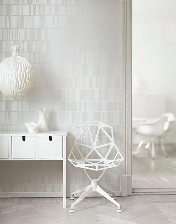 #excll #дизайнинтерьера #решения Уникальность белого цвета в том, что он позволяет создать интерьер в любом стиле — от минималистских до помпезно-парадных.