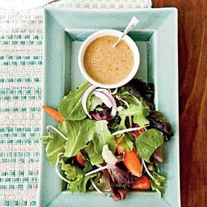 Thai Salad with Peanut Dressing Recipe | MyRecipes.com Mobile