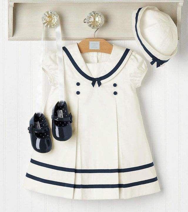 Sailor dress # dressier  outfit