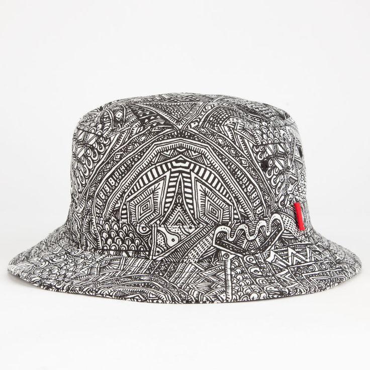 VANS Zio Ziegler Mens Bucket Hat 254343125 | Bucket Hats