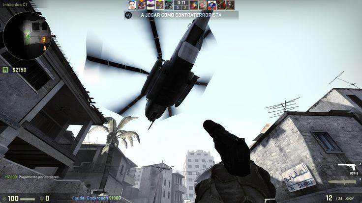 CS-GO dust I conanas