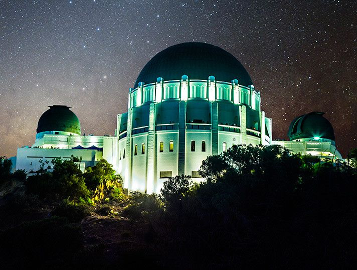 Stargazing at Griffith Observatory | Discover Los Angeles