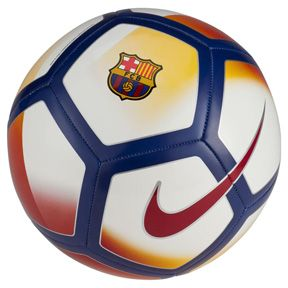 Nike Barcelona Pitch Soccer Ball (White/Noble Red): https://www.soccerevolution.com/store/products/NIK_80257_E.php
