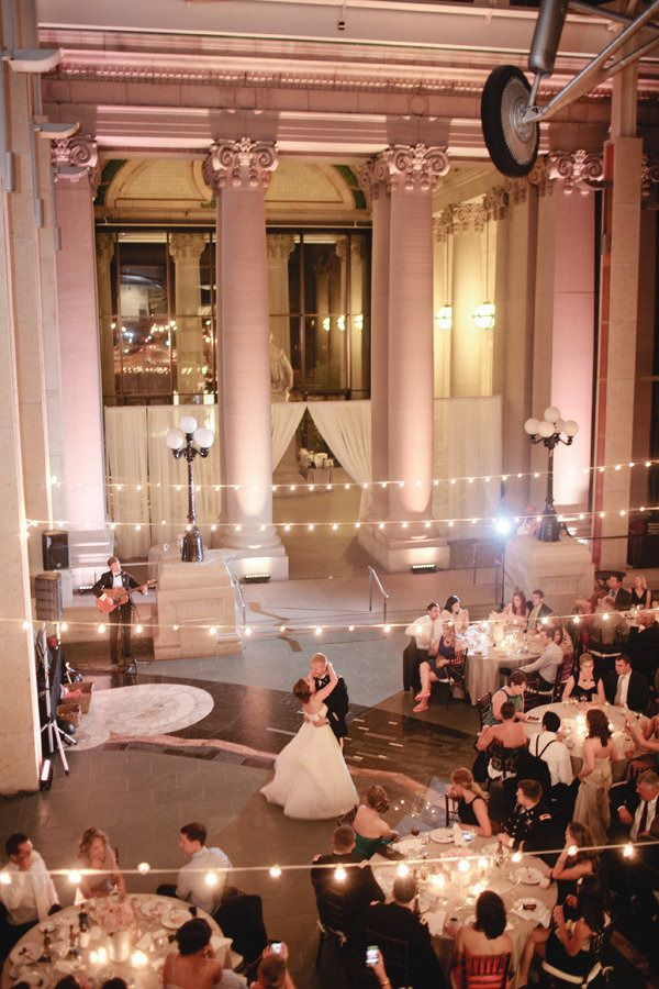 St Louis History Museum Reception Wedding From Clary Photo Read More