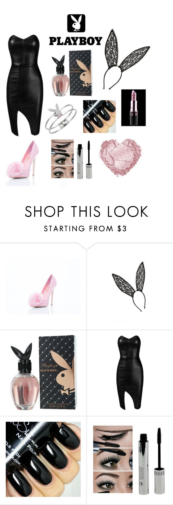 18 best Playboy Shoes images on Pinterest | Playboy bunny, Heels and ...