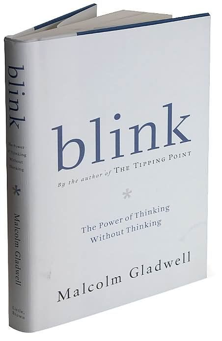 another Malcolm Gladwell outstanding book