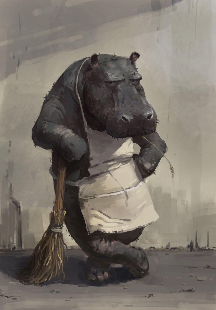 Behemoth, KONSTANTIN MASHKARIN
