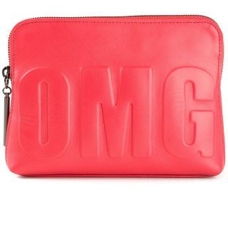 14 Clutches with Something to Say: Phillip Lim clutch, $310, farfetch.com